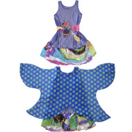 WOW Wings of Wonder Dress | Violet Purple Butterfly Fairy