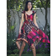2017 SALE | Women's Handkerchief Dress | Earth Lady