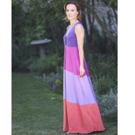 2017 SALE | Women's Maxi Dress | Radiant Violaceous