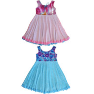 Original Reversible Twirly Dress | Princess Fantasy