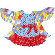 Wings of Wonder Dress WOW! | Lucky Watermelon Wishes