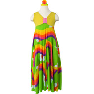 Marvelous Maxi Dress | Rainbow Sky