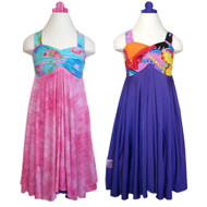 Reversible Twirly Mermaid Dress | In The Pink