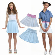 Teen Reversible Twirly Skirt | Kai