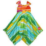 Twirly Graceful Joy Dress | Sun Fairy Frolic