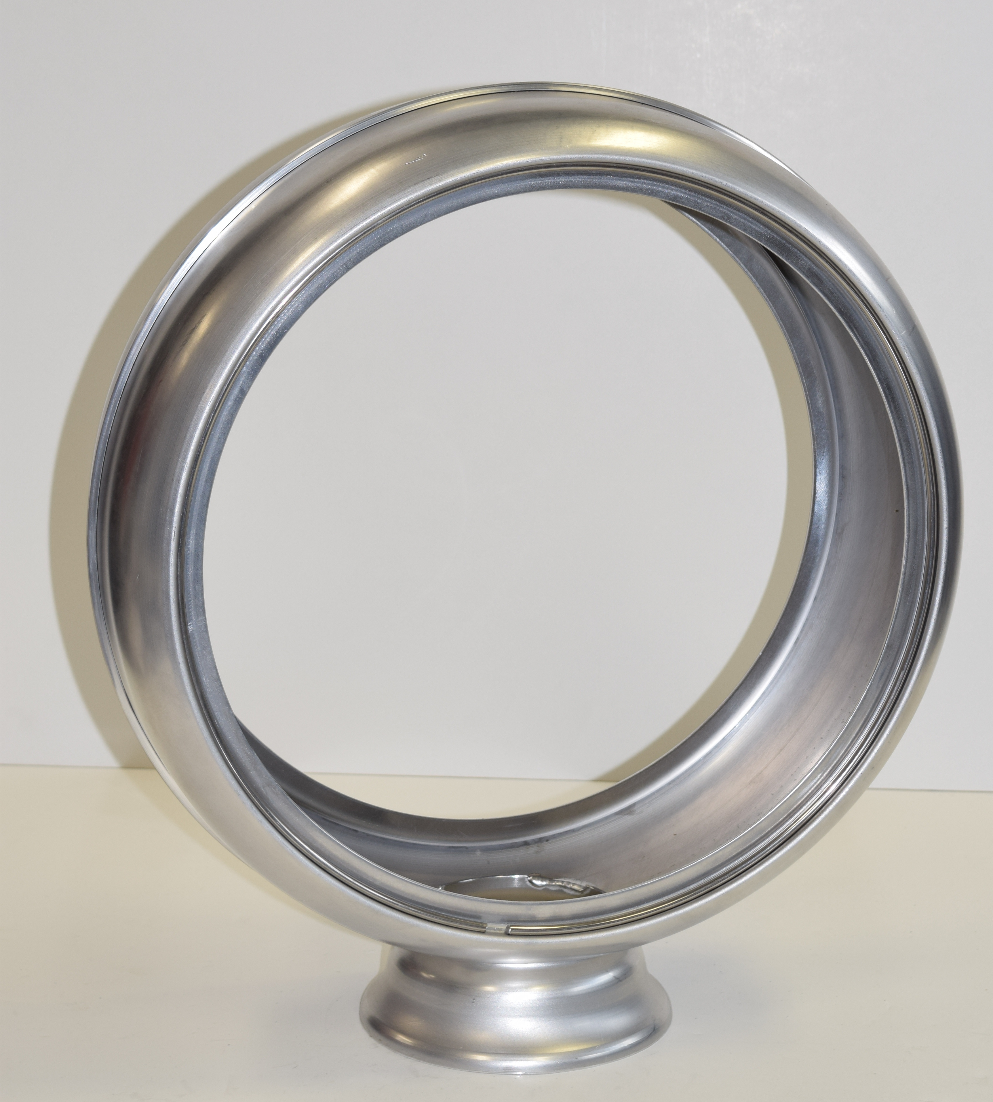 Gas Pump Globe, All Aluminum
