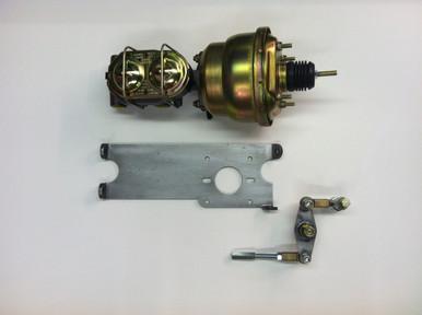 1949-51 Merc power booster dual cylinder conversion kit