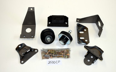 49/51 Ford car SB Chev Engine Transmission conversion kit 2500CP