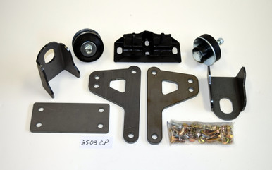 49/51 Merc Weld-In SB Ford Engine Transmission Mount kit 2503CP
