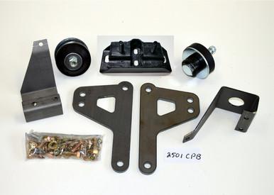 52/53 Ford car (15'') SB Ford Engine Transmission Mount kit 2501CPB