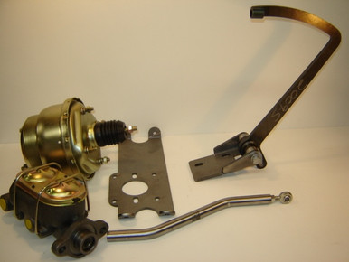 1940-1941 Plymouth and 1940 Dodge brake pedal conversion kit