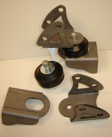 1940-1941 Plymouth, 1940 Dodge SB Chrysler engine transmission mount kit