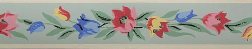 Trimz Vintage Wallpaper Border Holland