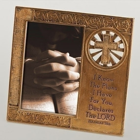 "Multi Sacrament Photo Frame (4"" x 6"")"