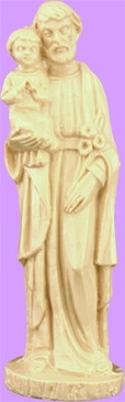 "St. Joseph Statue for Selling a Home (6"")"