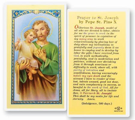 By Saint J M St Joseph Carmelite Gift Shop