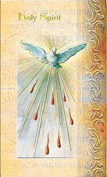 Holy Spirit Biography Card
