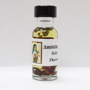 St. Therese Anointing Oil