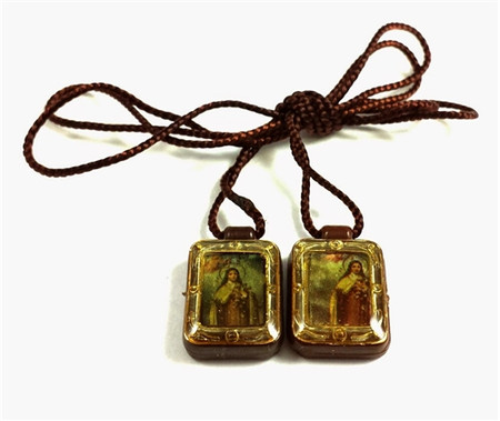 St. Therese Scapular (RA-MS231TH)