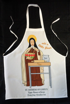 St. Therese Hostess Apron