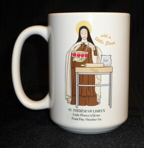 St. Therese Mug