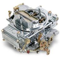 HOLLEY Classic Polished 750CFM 4bbl Carburettor Vacuum Secondries