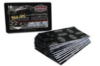 CAR BUILDERS Sound Deadener 500mm x 300mm (12 sheets) BLACK