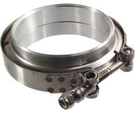 "PROFLOW V-Band Flange Kit Stainless Steel 4"" (101mm)"