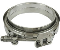 """PROFLOW Premium Quick Release V-Band Clamps Stainless Steel 2.5"""" (63mm)"""