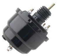 "PROFLOW Brake Booster 7"" Dual Diaphragm - Black"
