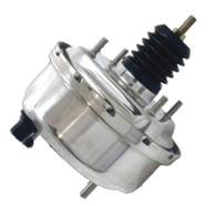"""PROFLOW Brake Booster 7"""" Single Diaphragm - Chrome"""