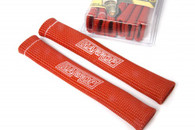 HARROP Spark Plug Insulating Boots - Set of 8 RED