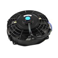 "TLG Reversable 'S' Blade Radiator Electric Thermo Fan - 8"" 12V - 605cfm"