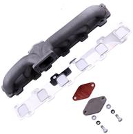 TLG Turbo Manifold kit suit Nissan TD42 - High mount T3