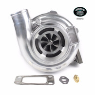 TLG GTX3071 Billet Race Turbocharger - .50AR Front, .82 EXTERNAL WASTEGATE