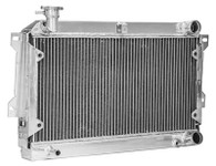 PROFLOW Mazda RX2/3/4 and RX7 S1-3 Alloy Radiator HORIZONTAL TANK