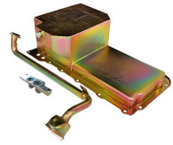 RTS GM LS High Volume Rear Oil Pan - With Pickup & Adaptor suit Conversion