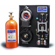 N.O.S Sniper EFI Wet 100-150 HP 10 lb. Bottle 4bbl Nitrous Oxide System