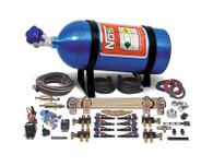 N.O.S Sportsman Fogger Nitrous System - 8cyl w/10 lb. Bottle