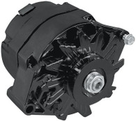 AEROFLOW 140A 1/3 Wire GM Style Alternator  - BLACK