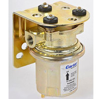 CARTER Universal Rotary Vane Electric Fuel Pump - 72GPH 7PSI