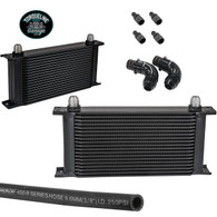 TLG Transmission Fluid Cooler kit - BF-FGX Falcon & Territory - ZF 6SPD