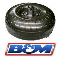 B&M RPM Hi Stall Torque Converter for GM Powerglide Trans - 4000RPM