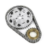 TLG Billet Steel Vernier Timing Chain set - Chevrolet Small-Block