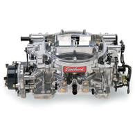 EDELBROCK 650CFM Thunder Series AVS® Carburetor Electric Choke