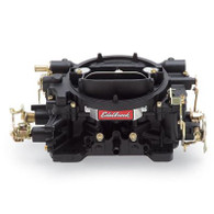 EDELBROCK 750CFM Performer Series Carburetor Manual Choke BLACK