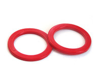 NOLATHANE Rear Spring - +8mm pad upper bushing - Suit Holden Commodore VB-VS
