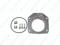 ICT LS Throttle Body Adapter / 3 Bolt Intake to 4 Bolt TB