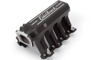EDELBROCK GM LS1/2 Series Pro-Flo XT Manifold - BLACK