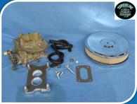 HOLLEY 330cfm Carburettor Upgrade kit - Chrysler Hemi 6